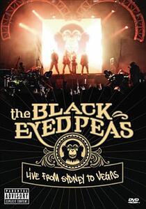 Black Eyed Peas. Live From Sydney To Vegas - DVD