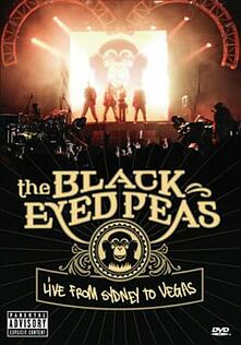 Black Eyed Peas. Live From Sydney To Vegas - DVD