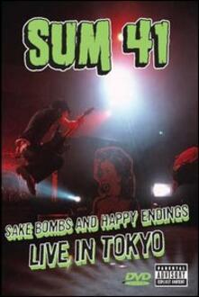 Sum 41. Sake Bombs And Happy Endings - Live In Tokyo - DVD