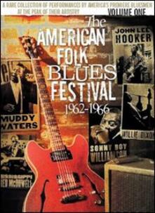 The American Folk Blues Festival. Volume 1. 1962-1966 - DVD