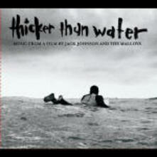 Thicker Than Water - CD Audio di Jack Johnson
