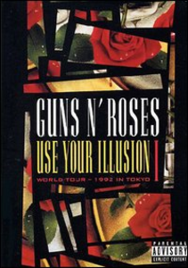 Film Guns N' Roses. Use Your Illusion World Tour 1992. Vol. 01