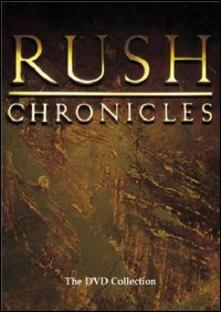 Rush. Chronicles. The Video Collection - DVD