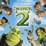 Cover CD Colonna sonora Shrek 2
