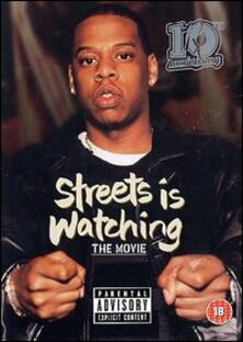 Jay-Z. Streets Is Watching. The Movie - DVD
