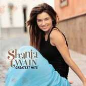 CD Greatest Hits Shania Twain