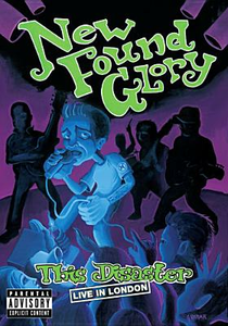 Film New Found Glory. This Disaster. Live In London