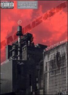 Rammstein. Lichtspielhaus (DVD) - DVD di Rammstein