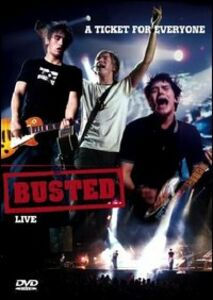 Film Busted. Live. A Ticket For Everyone