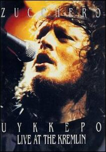 Zucchero Sugar Fornaciari. Live at the Kremlin - DVD