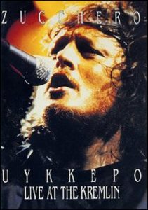 Film Zucchero Sugar Fornaciari. Live at the Kremlin