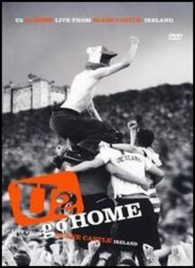 U2. Go Home. Live at Slane Castle - DVD