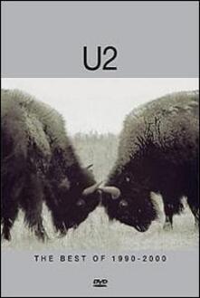 U2. The Best Of 1990 - 2000 - DVD