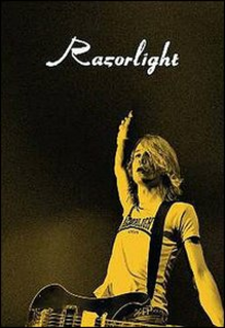 Film Razorlight. This Is A Razorlight DVD