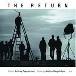 Cover CD Colonna sonora L'incubo di Joanna Mills - The Return