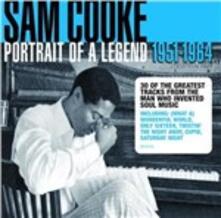 Portrait of a Legend 1951-1964 - CD Audio di Sam Cooke