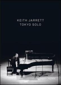Keith Jarrett. Tokyo Solo - DVD