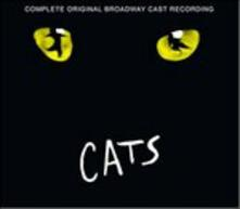 Cats (Colonna Sonora) (Broadway Cast-Deluxe Edition) - CD Audio di Andrew Lloyd Webber