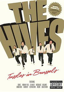 Film The Hives. Tussels in Brussels