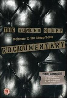 The Wonder Stuff. Welcome to the Cheap Seats. Rockumentary di Simon Smith - DVD