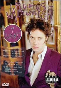 Rufus Wainwright. All I Want - DVD