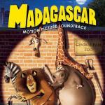 Cover CD Colonna sonora Madagascar