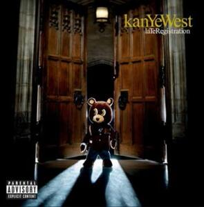 Late Registration - Vinile LP di Kanye West