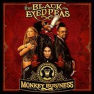 Monkey Business - Vinile LP di Black Eyed Peas