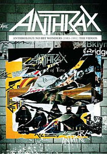 Film Anthrax. Anthrology: No Hit Wonders The Videos