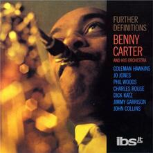 Further Definitions - CD Audio di Benny Carter