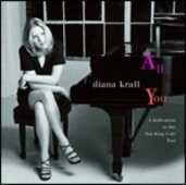 CD All for You Diana Krall