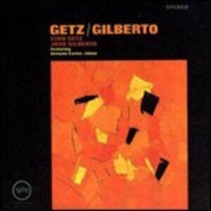 Foto Cover di Getz/Gilberto, CD di Stan Getz,Joao Gilberto, prodotto da Verve