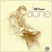 CD Alone Bill Evans
