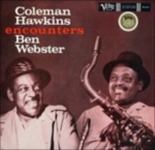 Coleman Hawkins Encounters Ben Webster - CD Audio di Coleman Hawkins,Ben Webster