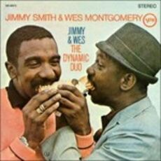 CD The Dynamic Duo Wes Montgomery Jimmy Smith