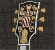 CD B.B. King & Friends: 80 B.B. King