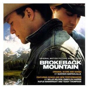 CD I Segreti di Brokeback Mountain (Colonna sonora)