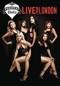 Pussycat Dolls. PCD. Live From London - DVD