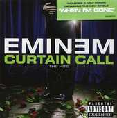 CD Curtain Call. The Hits Eminem