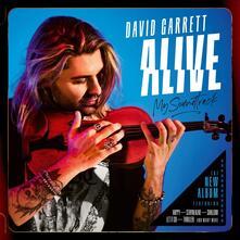 Alive. My Soundtrack (Deluxe Edition) - CD Audio di David Garrett