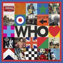 Who (Deluxe Edition) - CD Audio di Who