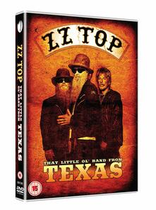 ZZ Top. That Little Ol' Band from Texas (DVD) - DVD