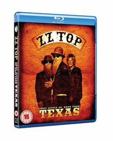 ZZ Top. That Little Ol' Band from Texas (Blu-ray) - Blu-ray