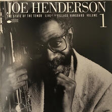 State of the Tenor - Vinile LP di Joe Henderson