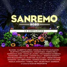 Sanremo 2020 Compilation - CD Audio
