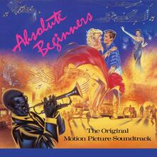 Absolute Beginners (Colonna Sonora) - CD Audio