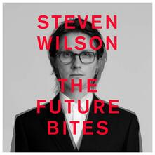 The Future Bites (Red Coloured Vinyl) - Vinile LP di Steven Wilson