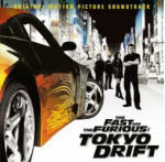 Cover CD Colonna sonora The Fast and the Furious: Tokyo Drift