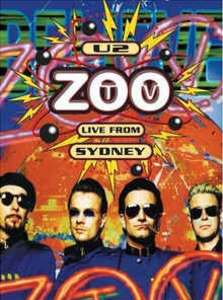 Film U2. Zoo Tv Live from Sydney David Mallet