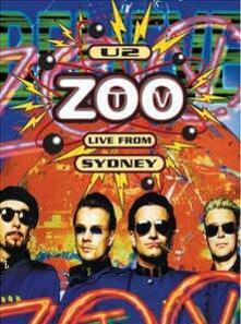 U2. Zoo Tv Live from Sydney di David Mallet - DVD